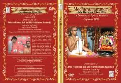 MADHURASMARANAM AUSTRALIA 2010 - ENGLISH E-VIDEO